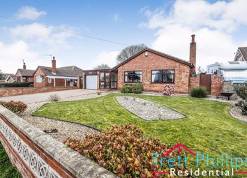 Thumbnail 3 bed detached bungalow for sale in North Road, Hemsby, Great Yarmouth