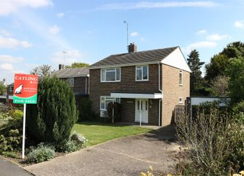 Thumbnail 3 bedroom detached house for sale in Elm Gardens, Claygate, Esher