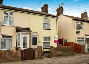Thumbnail 2 bed property to rent in London Road, Kessingland, Lowestoft