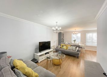 Thumbnail 2 bed flat for sale in Holly Lodge, Heathside Crescent, Woking