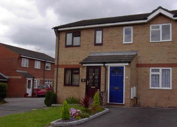 Thumbnail 2 bedroom semi-detached house to rent in Robins Close, Cressex, High Wycombe