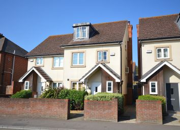 Thumbnail 4 bed semi-detached house to rent in Gosport Street, Lymington
