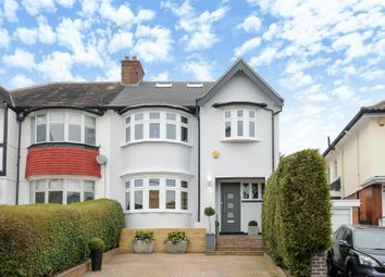 Thumbnail 4 bed semi-detached house for sale in Beechwood Avenue, Finchley N3,