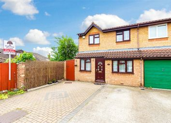 Thumbnail 3 bed end terrace house for sale in Walpole Road, Cippenham, Berkshire