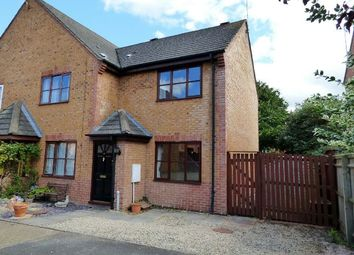 Thumbnail 2 bed terraced house to rent in Mulberry Drive, Upton-Upon-Severn, Worcester