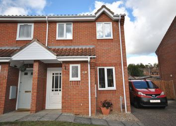 Thumbnail 2 bed semi-detached house for sale in Purdance Close, Norwich
