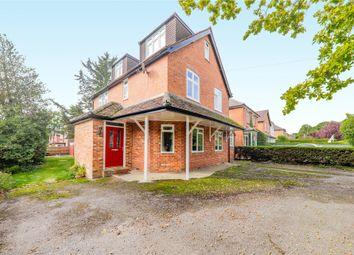 Thumbnail 5 bed detached house for sale in Wellington Road, Sandhurst, Berkshire