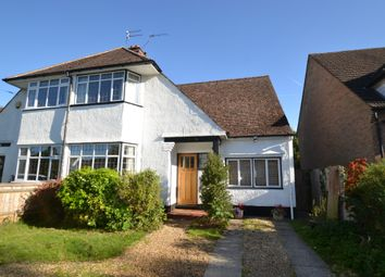 Thumbnail 3 bed semi-detached house for sale in Woodside Road, Amersham