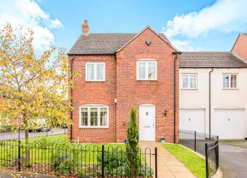 Thumbnail 4 bed semi-detached house for sale in Rogerson Road, Fradley, Lichfield