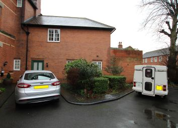 Thumbnail 1 bed flat for sale in Brook House Mews, High Street, Repton, Derby