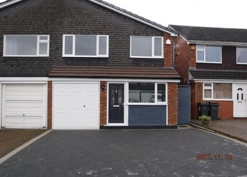 Thumbnail 3 bed semi-detached house for sale in Carter Drive, Birmingham