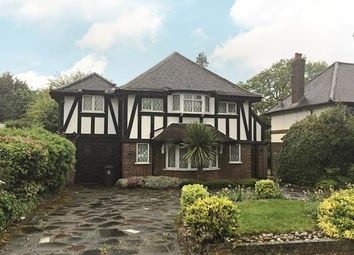Thumbnail 4 bed detached house for sale in 3 New Forest Lane, Chigwell