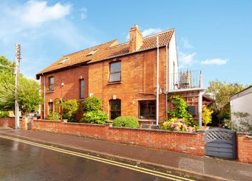 Thumbnail 5 bed terraced house for sale in Norbins Road, Glastonbury, Somerset
