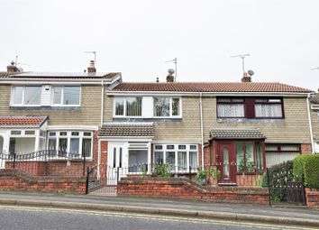 Thumbnail 3 bed terraced house for sale in Vicarage Close, Silksworth, Sunderland