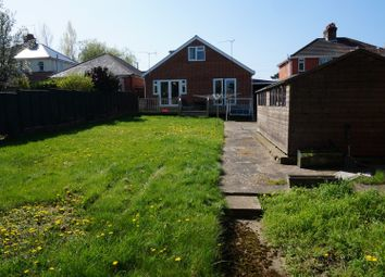 Thumbnail 3 bedroom detached bungalow for sale in Acres Road, Bournemouth