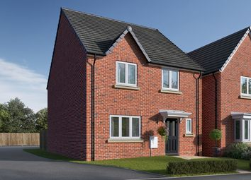 """Thumbnail 4 bed detached house for sale in """"The Mylne"""" at Cobblers Lane, Pontefract"""