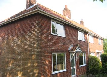 Thumbnail 1 bed semi-detached house to rent in Colman Road, Norwich