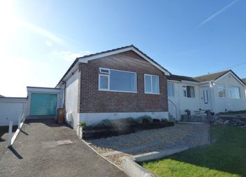 Thumbnail 2 bed bungalow to rent in Eddystone Road, Plymouth, Devon