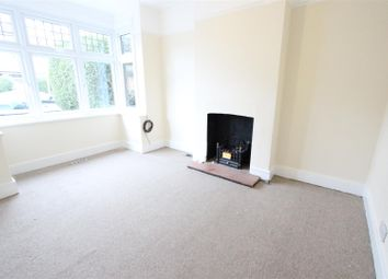 Thumbnail 2 bedroom terraced house to rent in Treen Avenue, London