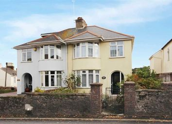 Thumbnail 3 bed semi-detached house for sale in Burton Street, Central Area, Brixham