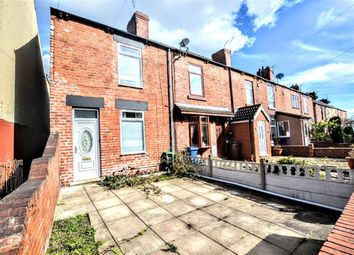 Thumbnail 2 bedroom end terrace house for sale in Snydale Road, Cudworth, Barnsley