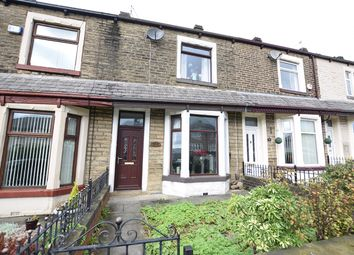 Thumbnail 3 bed terraced house for sale in Briercliffe Road, Burnley