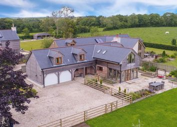 Thumbnail 4 bed detached house for sale in The Swallows, Barquhey Farm, Sundrum