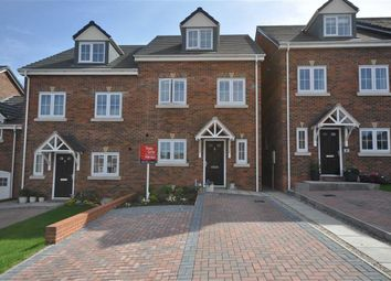 Thumbnail 4 bed town house for sale in Priory Close, Pirehill Lane, Stone
