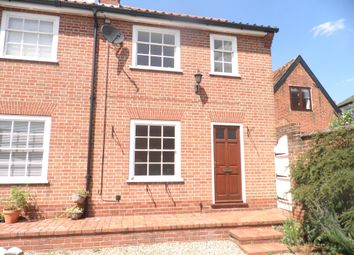 Thumbnail 1 bedroom property to rent in Chapel Walk, Reepham, Norwich