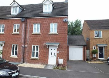 Thumbnail 3 bed end terrace house to rent in Timor Road, Westbury, Wiltshire