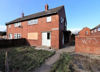 3 bed semi-detached house for sale in Howard Close, Bishop Auckland DL14