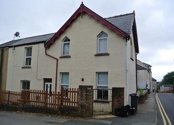 Thumbnail 3 bed end terrace house for sale in George Street, Wainfelin, Pontypool