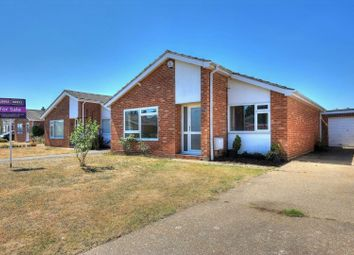 Thumbnail 2 bed detached bungalow for sale in Fairfield Drive, Attleborough
