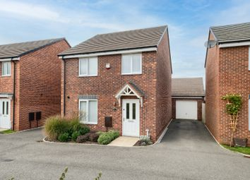 Thumbnail 4 bed detached house for sale in Plumb Close, Burntwood
