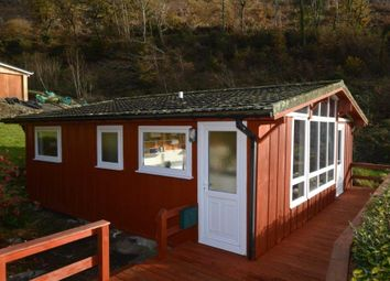 Thumbnail 3 bed mobile/park home for sale in Aberdovey Lodge Park, Aberdyfi, Gwynedd