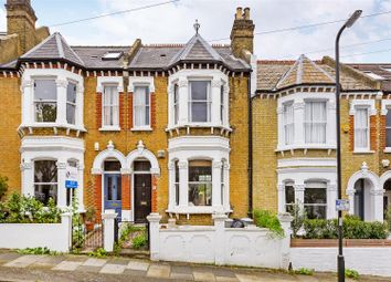 Thumbnail 3 bed terraced house for sale in Rostrevor Road, London