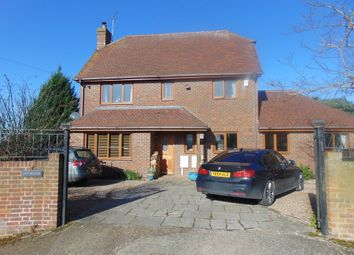 Thumbnail 4 bed detached house to rent in Ulley Road, Kennington, Ashford
