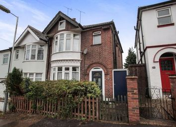Thumbnail 3 bed semi-detached house for sale in Talbot Road, Luton, Bedfordshire