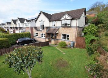 Thumbnail 5 bed detached house for sale in Church Lea, Launceston