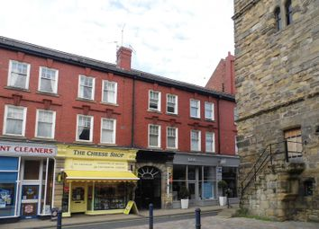 Thumbnail 2 bedroom flat for sale in Clock Tower Flats, Oldgate, Morpeth