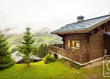 Thumbnail 4 bed chalet for sale in Rhône-Alpes, Haute-Savoie, Les Gets