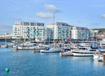 Thumbnail 2 bedroom flat for sale in Orion, The Boardwalk, Brighton Marina Village, Brighton