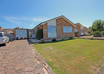 Thumbnail 3 bedroom detached bungalow for sale in Meadows Road, Willingdon, Eastbourne