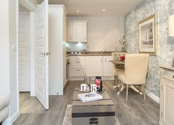 "Thumbnail 2 bedroom terraced house for sale in ""Aintree"" at Captains Parade, East Cowes"