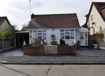 Thumbnail 2 bedroom detached bungalow for sale in Highlands Road, Basildon, Essex