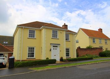 Thumbnail 4 bed detached house to rent in Vanguard Chase, Norwich