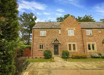 Thumbnail 4 bed terraced house for sale in Farmstead Court, Hartford Hall, Northumberland