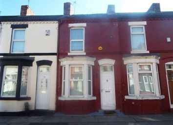 Thumbnail 2 bed terraced house for sale in Southgate Road, Liverpool, Merseyside, England
