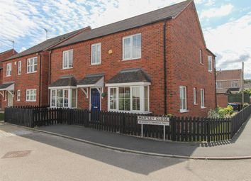 Thumbnail 5 bed detached house for sale in Martley Close, Binley, Coventry