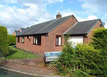 Thumbnail 3 bedroom bungalow to rent in 1, Clos Yr Efail, Trefeglwys, Caersws, Powys